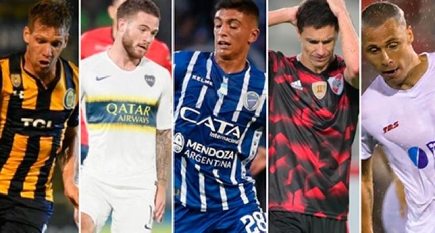 Así será la semana de los equipos argentinos en la Copa Libertadores