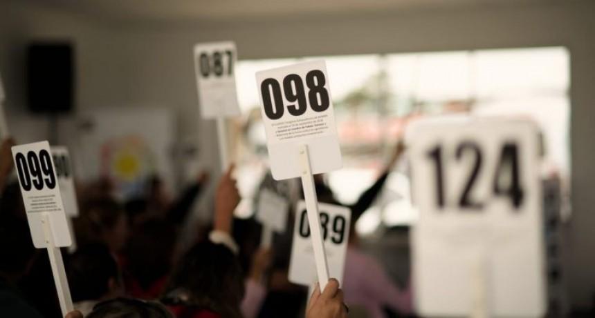 El sí de los docentes: cómo fue la votación