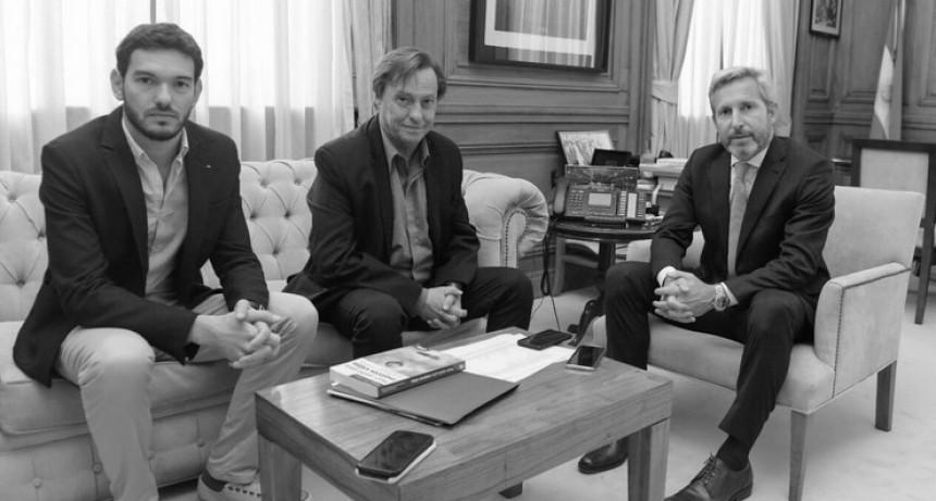 El gobierno nacional apoya la candidatura del intendente que va a juicio por narcotráfico