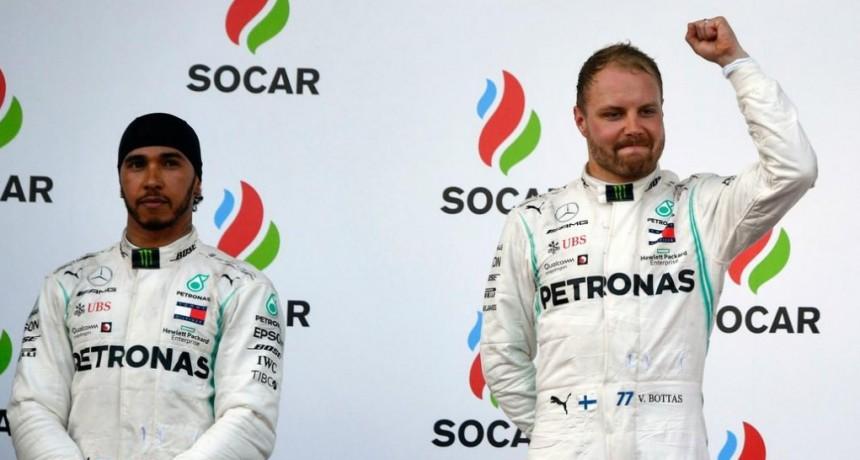 El desquite de Valtteri Bottas, el finlandés que amenaza el reino de Lewis Hamilton