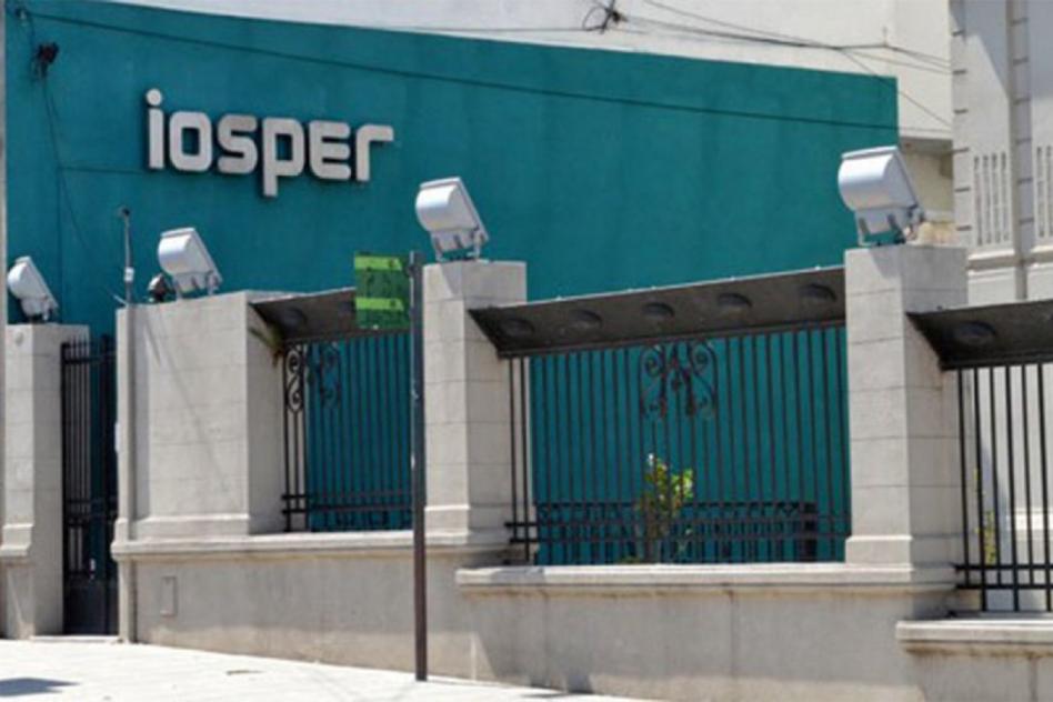 Iosper: establecen procedimiento para prescripción de medicamentos crónicos