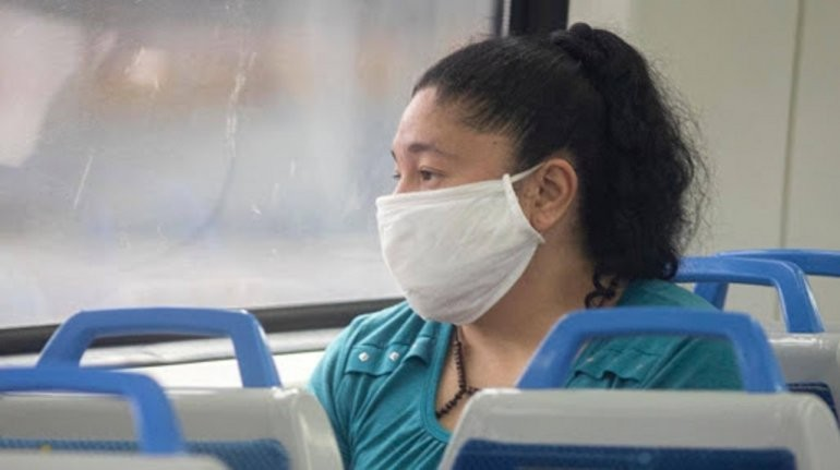 Coronavirus: no es obligatorio el uso de tapa boca en la provincia