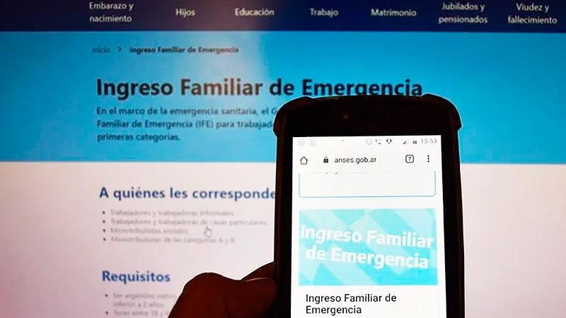 Ingreso Familiar de Emergencia: Revisarán datos de quienes no fueron aceptados