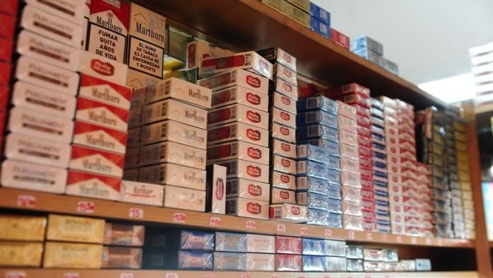 En una semana podría agotarse el stock de cigarrillos
