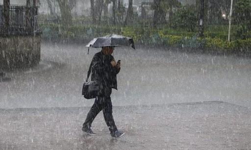 Alertan por precipitaciones abundantes: Prevén lluvias de más de 100 milímetros