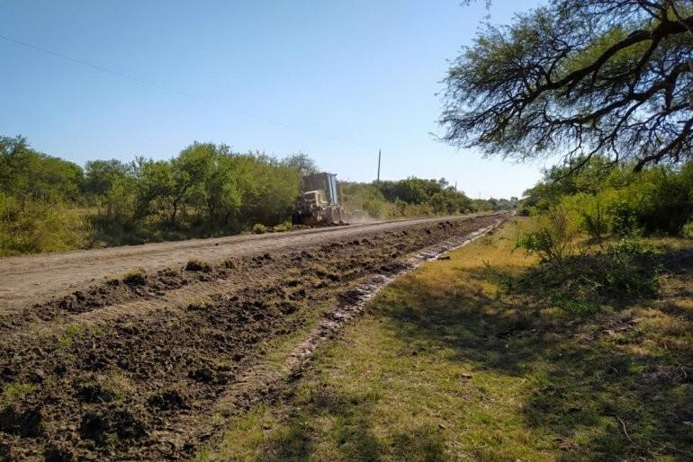 Repasan caminos productivos en el norte de la provincia