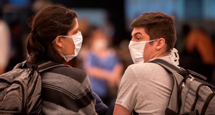 Confirmaron dos nuevas muertes por coronavirus: Son 36 las víctimas fatales