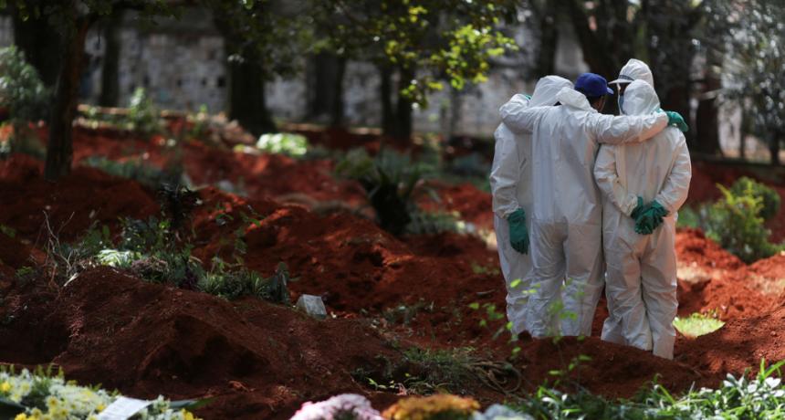 Coronavirus: se superaron los 60.000 muertos en el mundo