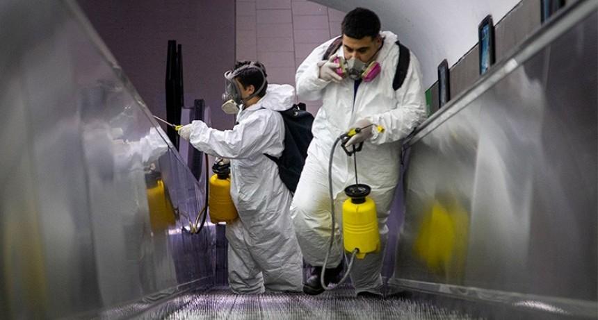 Coronavirus: Suman los 48 muertos desde el inicio de la pandemia en Argentina