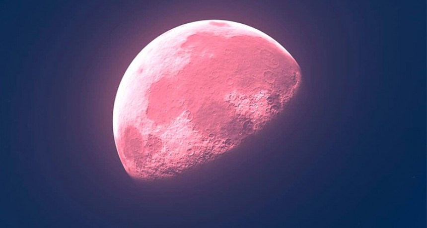 Lo que se debe saber para ver este martes la Superluna Rosa o Luna de las flores