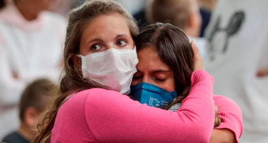 Murió una mujer por coronavirus y suman 82 las victimas fatales en el país