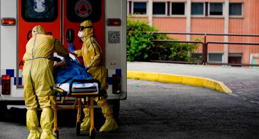 Cifras alarmantes: Las muertes por coronavirus en el mundo se acercan a 110 mil