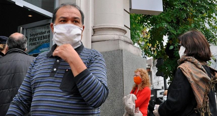.Ya son 98 los decesos en todo el país a causa del coronavirus