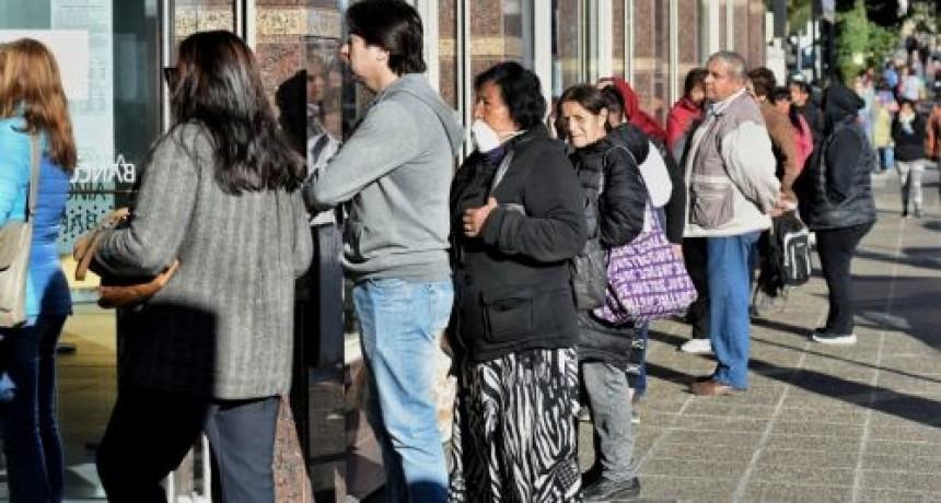 Los turnos en los bancos ya no serán por terminación de DNI