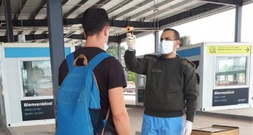 En Entre Ríos se confirmó un nuevo caso de Coronavirus