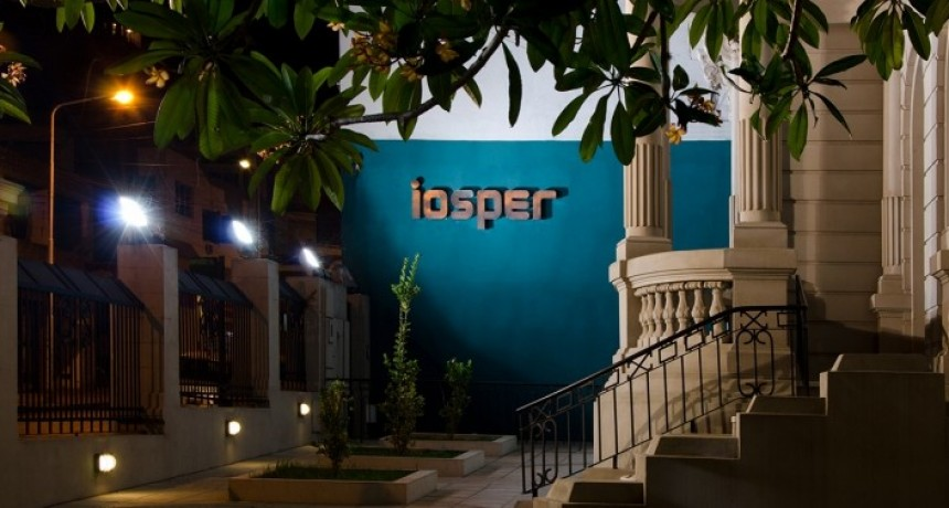 Iosper prorrogó hasta el 24 de abril el pago de los afiliados voluntarios