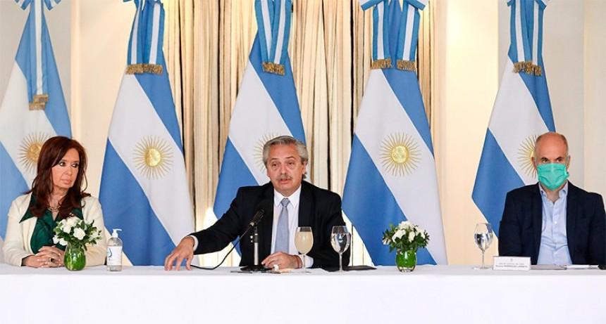 Fernández presentó la propuesta de Argentina para renegociar la deuda externa