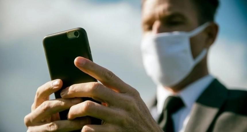 Cómo desbloquear el celular con reconocimiento facial usando barbijo