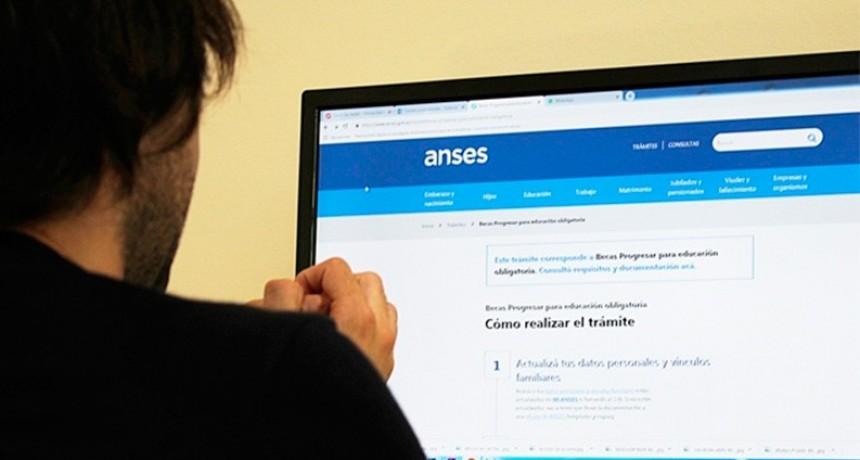 Becas Progresar: ANSES extiende el periodo de inscripción por la cuarentena