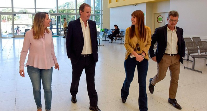Entre Ríos accederá a financiamiento para activar obra pública, anunció Bordet