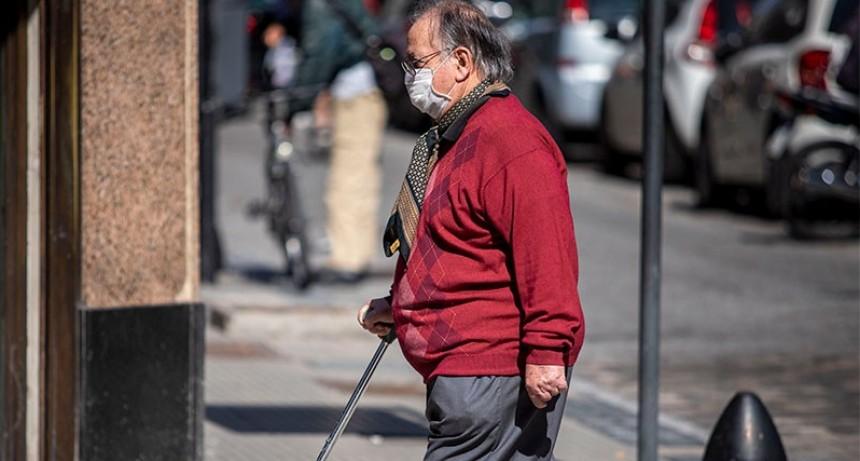 Coronavirus: 112 nuevos casos y siete muertes en la Argentina