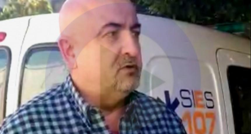 El médico  Hector Soler habló en exclusivo con Fm Cien Federal