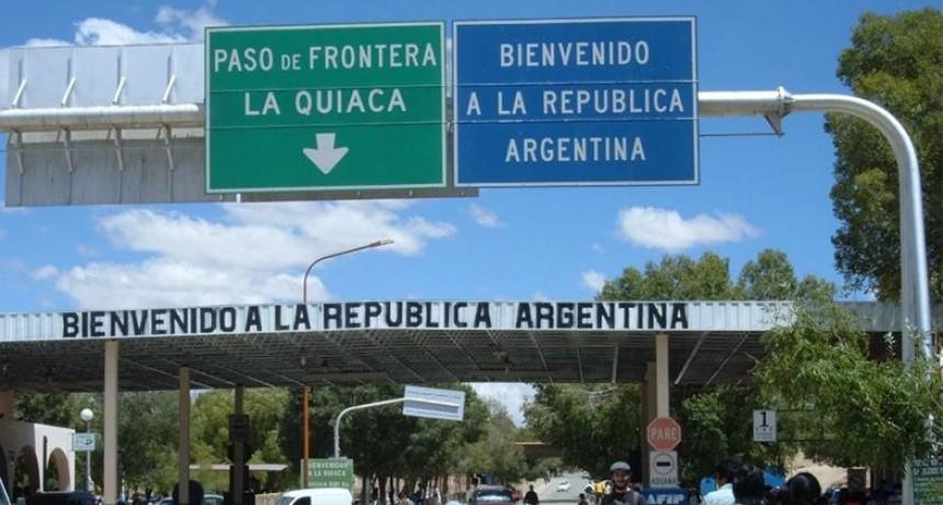 Extendieron el cierre de fronteras y la prohibición de ingreso de extranjeros