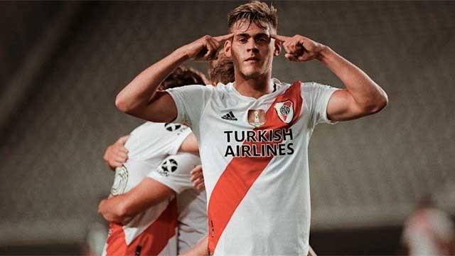 Copa Argentina: River le ganó a Atlético Tucumán y habrá Superclásico con Boca