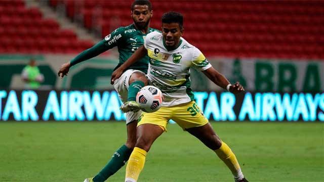 Heroico: Defensa y Justicia le ganó a Palmeiras por penales y es campeón de la Recopa