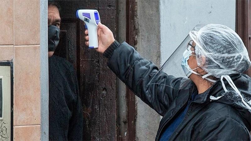 Coronavirus en Argentina: reportaron 24.999 nuevos casos y 383 fallecidos