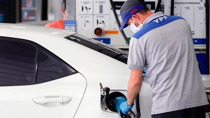 YPF aumenta este fin de semana los combustibles: la suba será de 6% en promedio