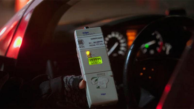 Alcoholemia Federal: junto a controles, harán test simultáneos en 18 provincias