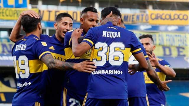 Copa de la Liga: Boca jugó bien, derrotó 3-1 a Atlético Tucumán y es escolta en su grupo
