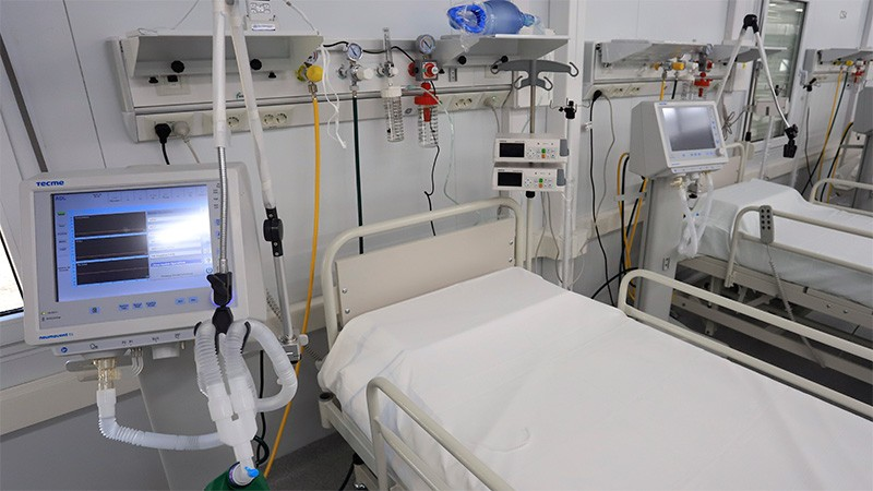 Ocupación de camas de terapia intensiva en la provincia: detalle de cada región