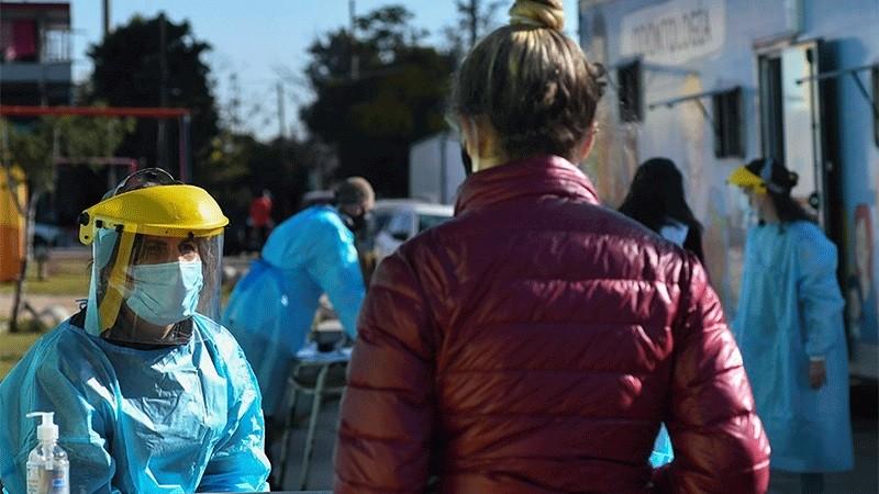 Coronavirus en Argentina: confirmaron 29.145 nuevos contagios y 316 muertes