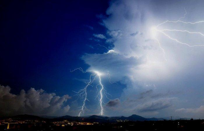 Alerta por tormentas para zona de Entre Ríos: Pronostican lluvias de hasta 60mm
