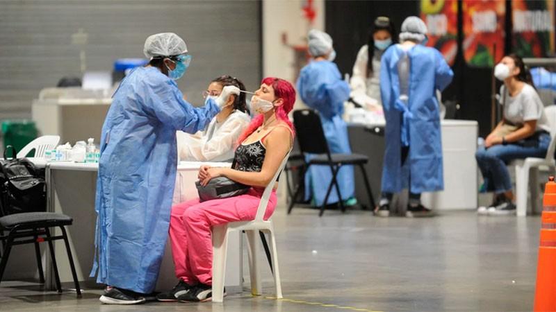 Se registraron 291 muertes y 25.932 nuevos contagios de coronavirus en Argentina