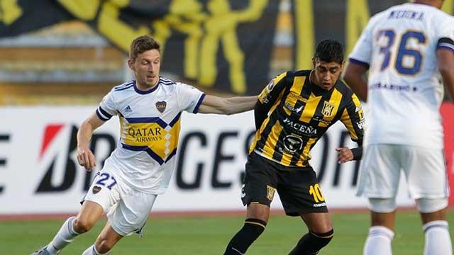 Copa Libertadores: Boca debutó con una victoria ante The Strongest en la altura