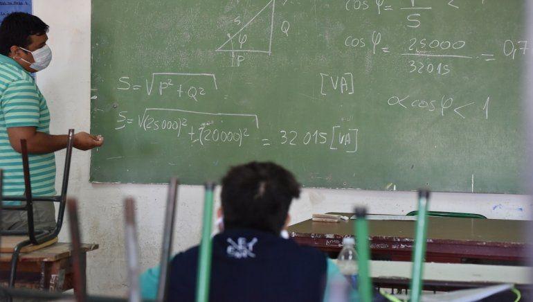 El CGE cambió el régimen de suplencias de docentes ante casos positivos de Covid-19