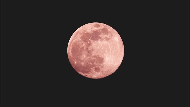 Se viene la superluna rosa y durará tres días: todos los detalles