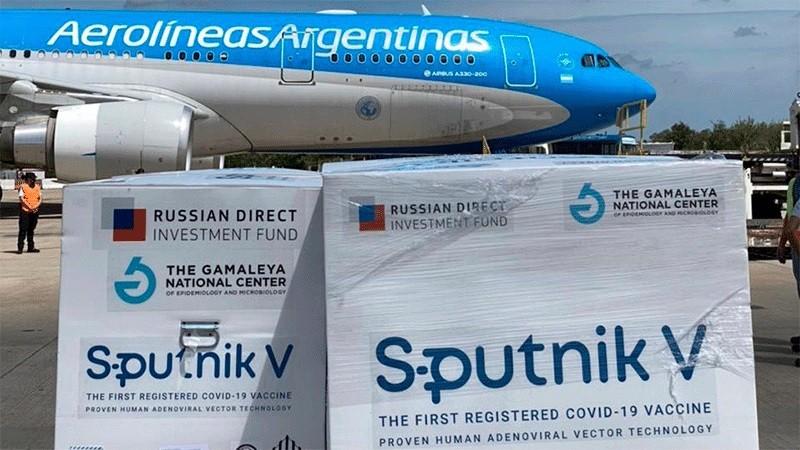Parte este jueves un nuevo vuelo para buscar dosis de Sputnik V a Moscú
