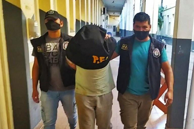 Trasladan a Federal al sospechoso de asesinar a la mujer de calle Rivadavia por falta de espacios en la UP3