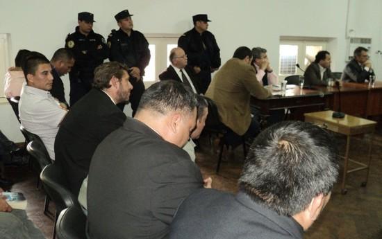 El juez Carbonel declaró la nulidad de la prórroga de la prisión preventiva de los policías acusados de sedición