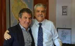 Urribarri y De Vido inaugurarán este martes el nuevo edificio de la escuela de El Pingo