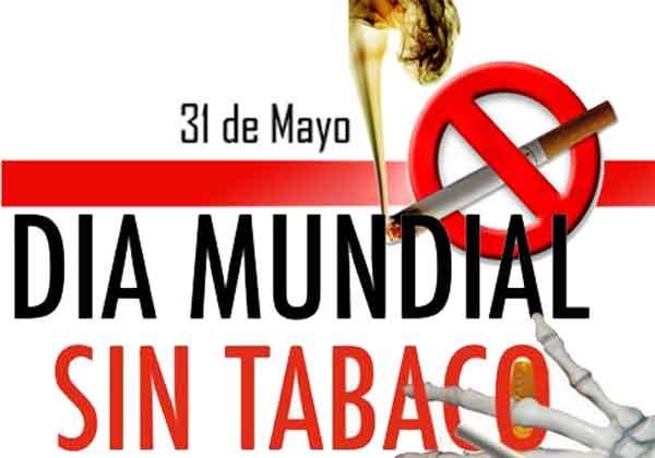En el Día mundial sin tabaco, la Municipalidad de Federal  organiza actividades