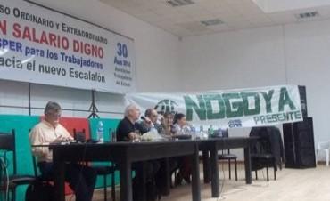 El congreso de ATE decidió no participar de las elecciones de la CTA convocadas por Micheli
