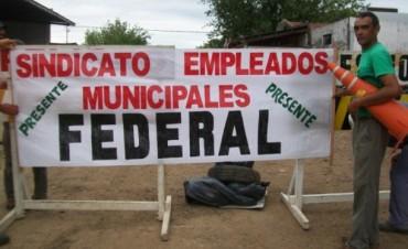 Los municipales de Federal solicitaran aumento de sus salarios