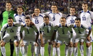 Bosnia, uno de los rivales de Argentina en el Mundial, ya presentó su lista