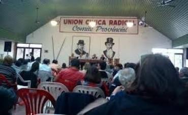 El Radicalismo tiene su Congreso este sábado en San Jaime