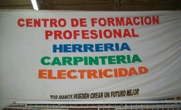 Nuevos cursos de formación profesional para trabajadores de la Construcción